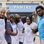 Volunteers at Your Local Pantry in Peckham